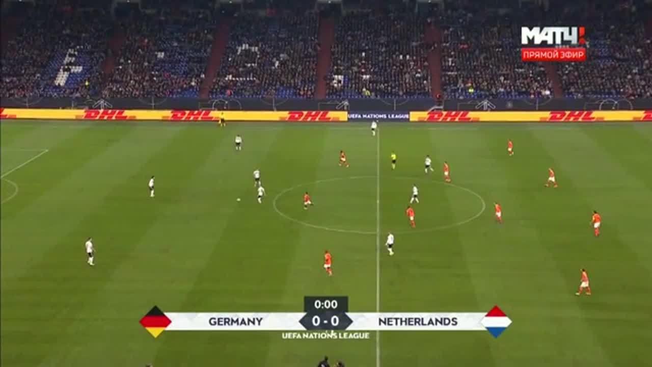 Qua mặt Pháp, Hà Lan vào bán kết Nations League