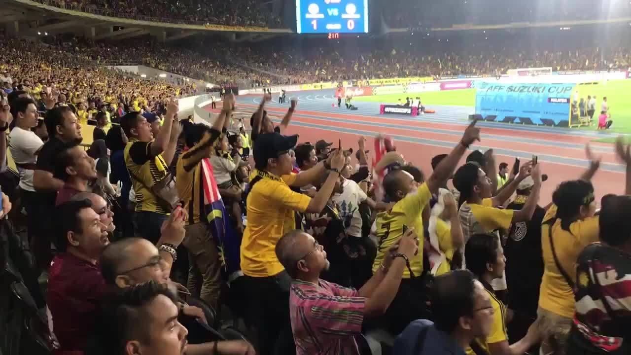 Niềm vui Malaysia, nỗi buồn Myanmar