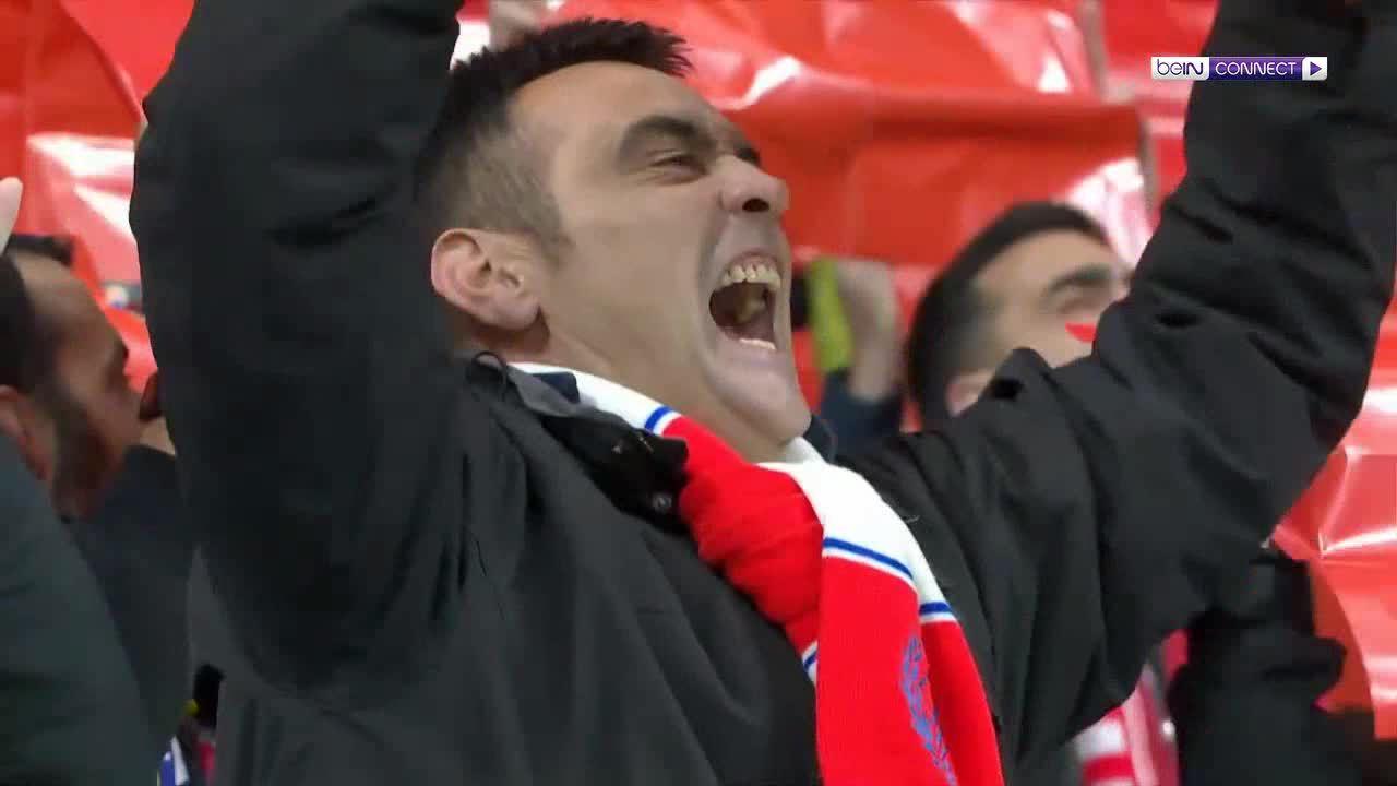 Atletico 1-1 Barca