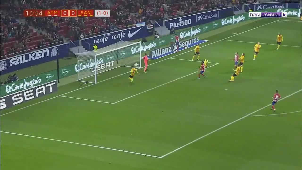 Atletico 4-0 Sant Andreu