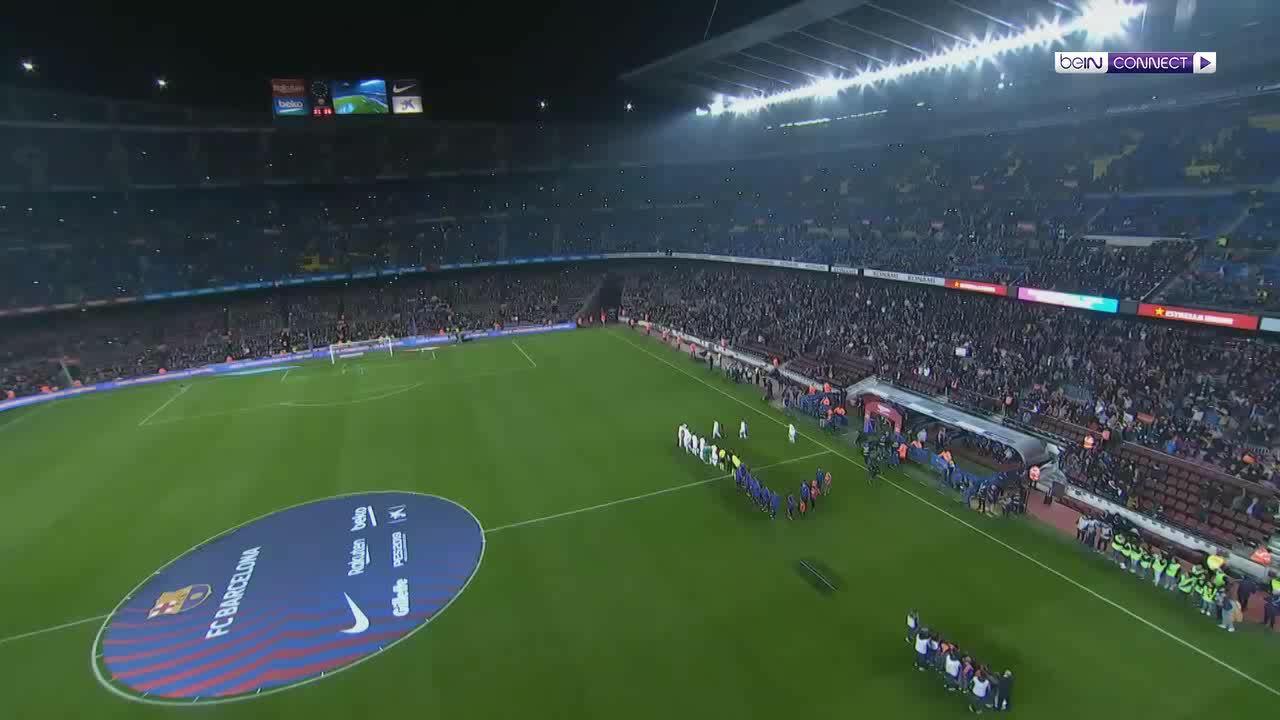 Barcelona 4-1 Leonesa