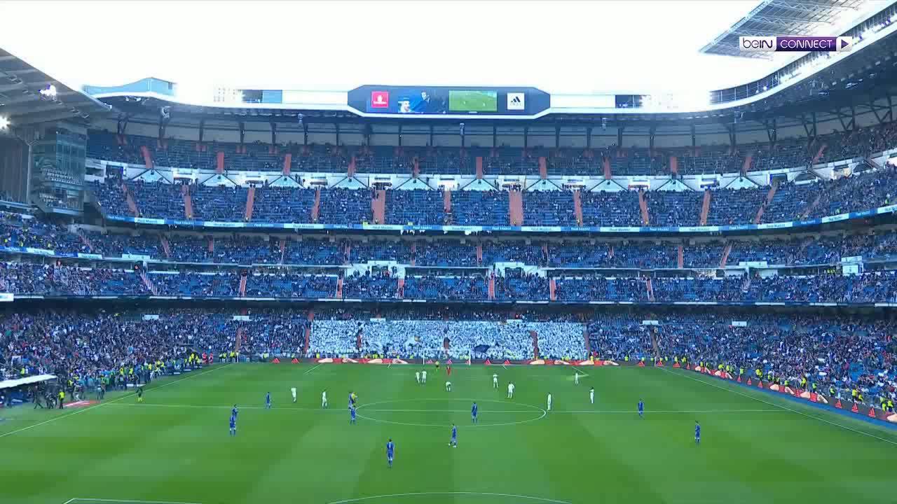 Real Madrid 6-1 Melilla