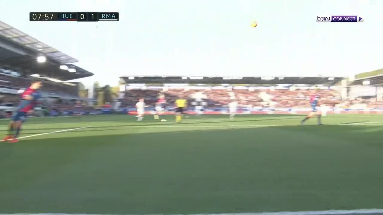 Huesca 0-1 Real Madrid