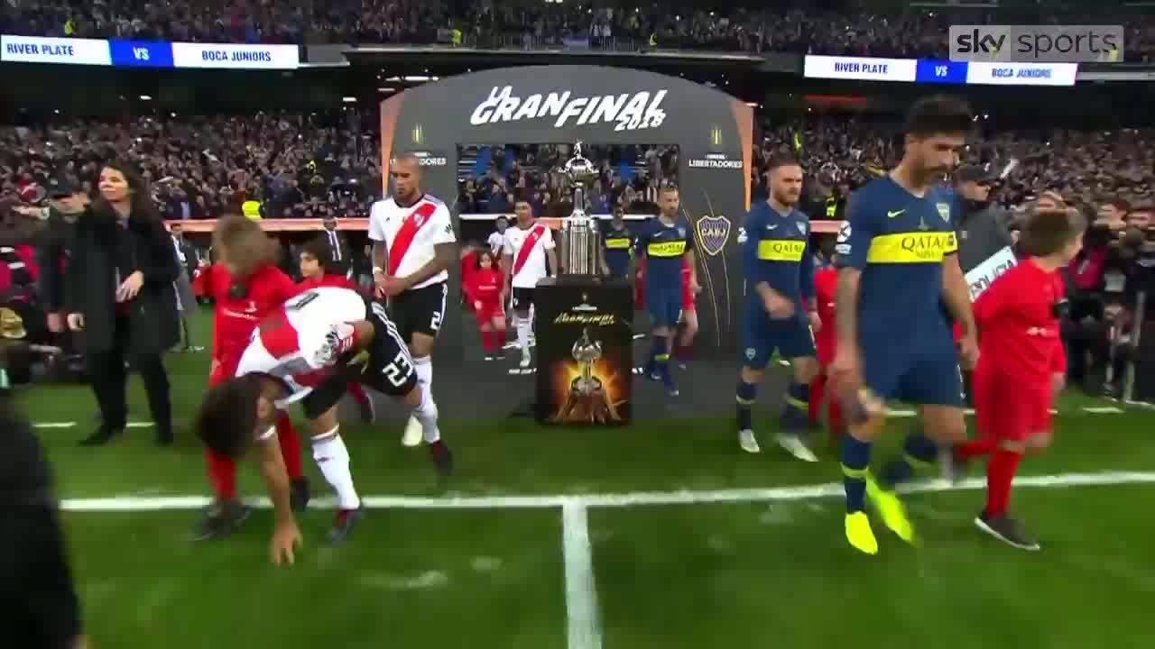 River Plate 3-1 Boca Juniors