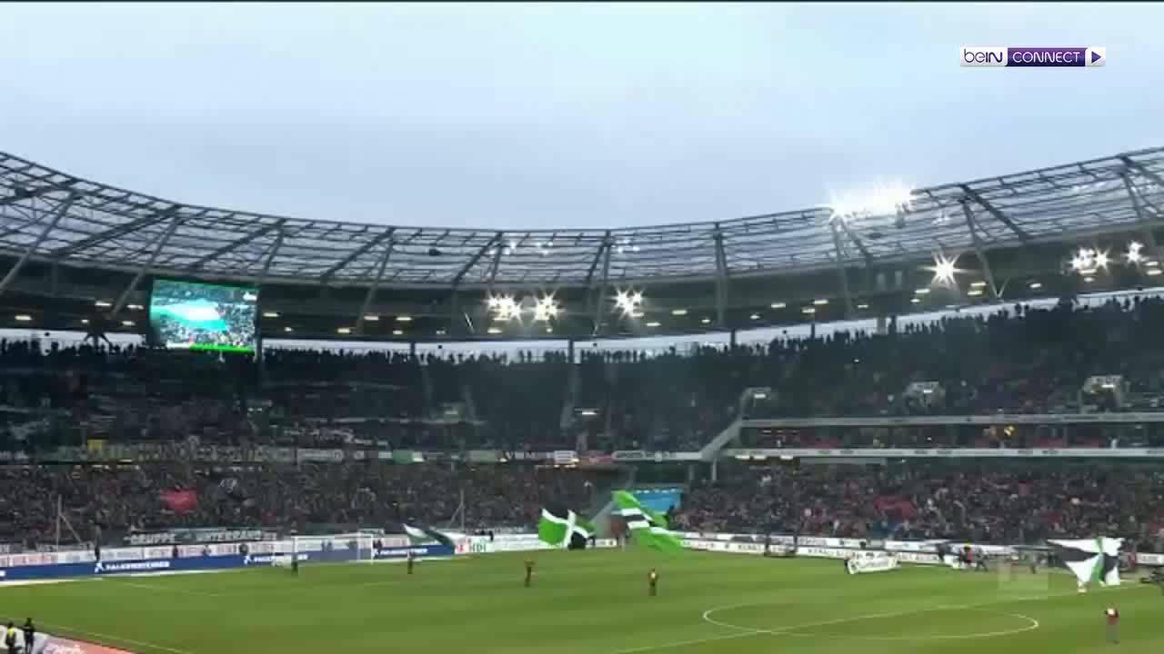 Hannover 0-4 Bayern Munich