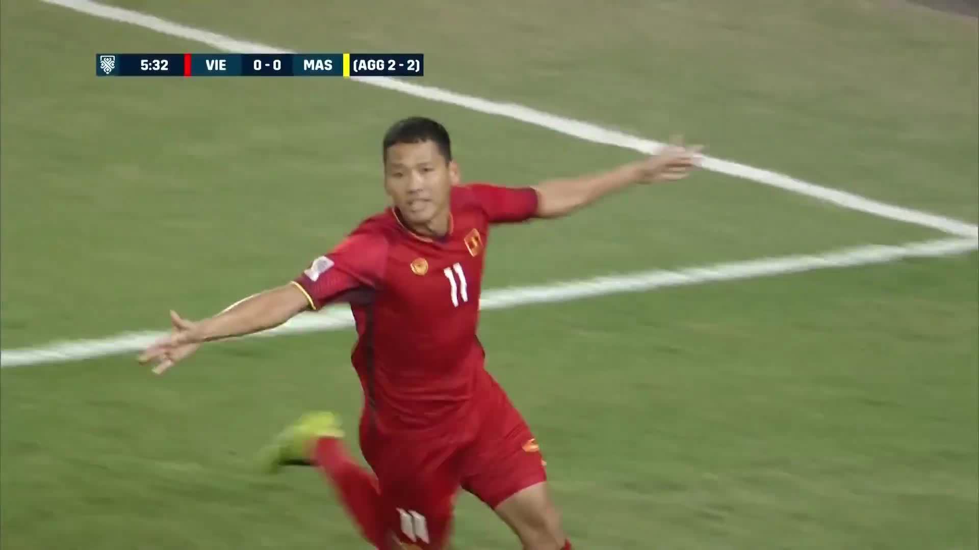 Nguyễn Anh Đức (Việt Nam 1-0 Malaysia)