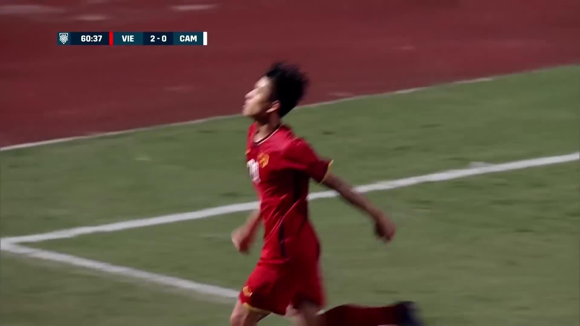 Phan Văn Đức (Việt Nam 3-0 Campuchia)