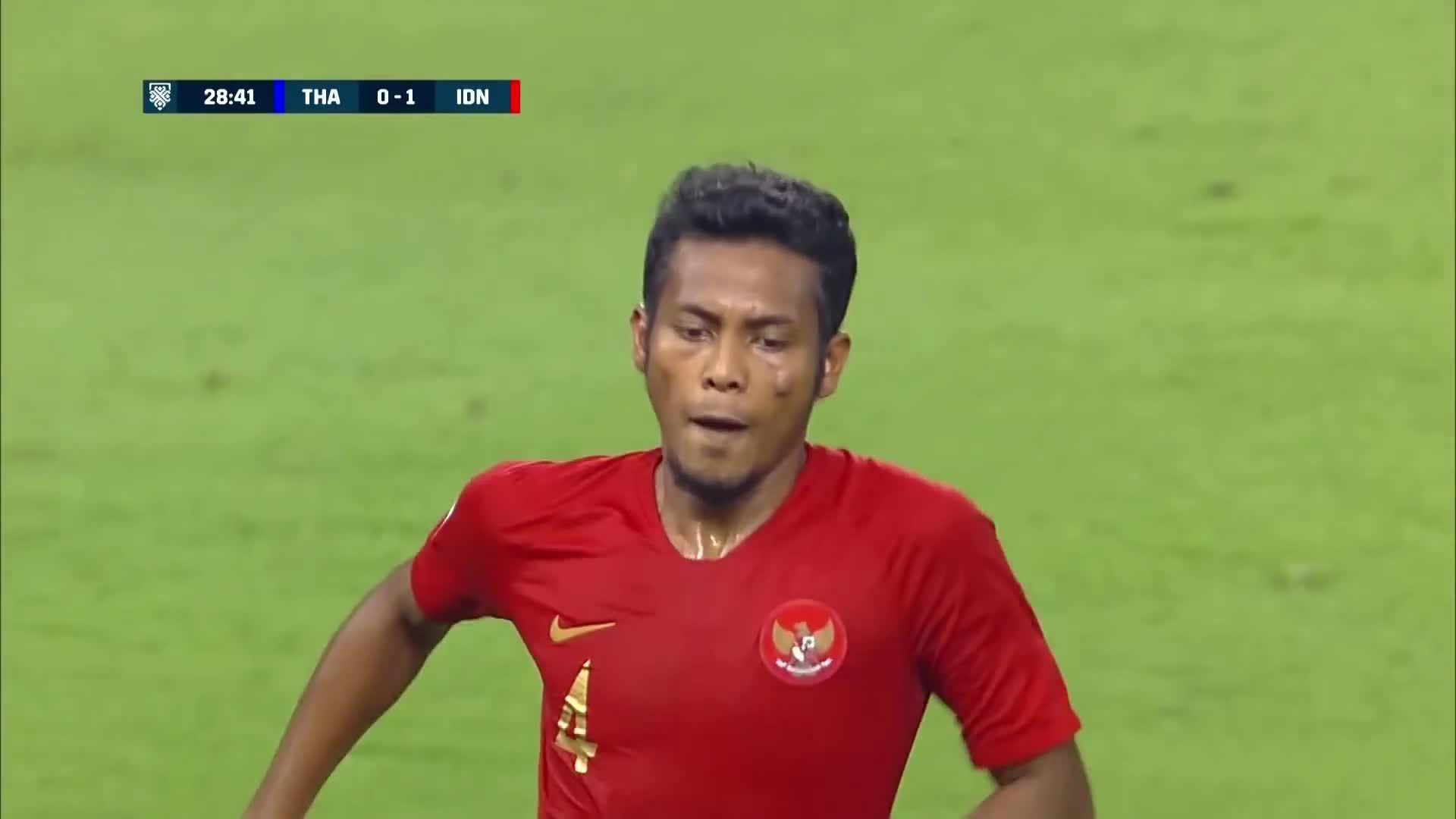 Zulfiandi (Indonesia 2-4 Thái Lan)