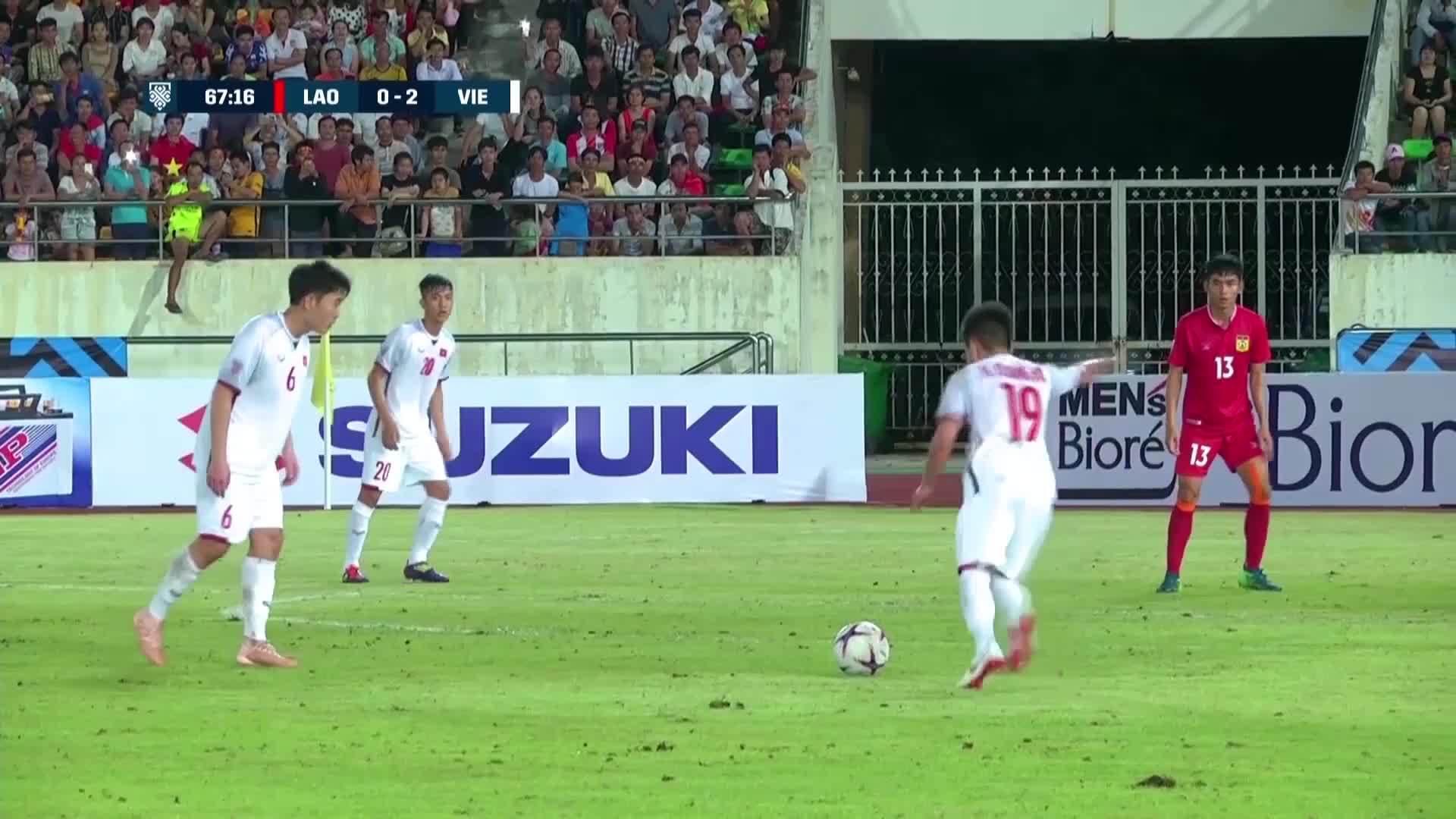 3 pha lập công của Quang Hải tại AFF Cup