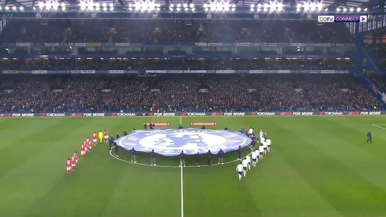 Chelsea 2-0 Nottingham Forest