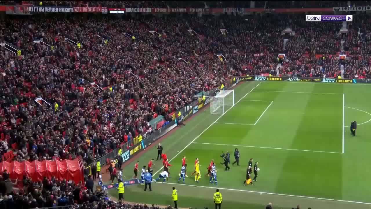 Man Utd 2-0 Reading