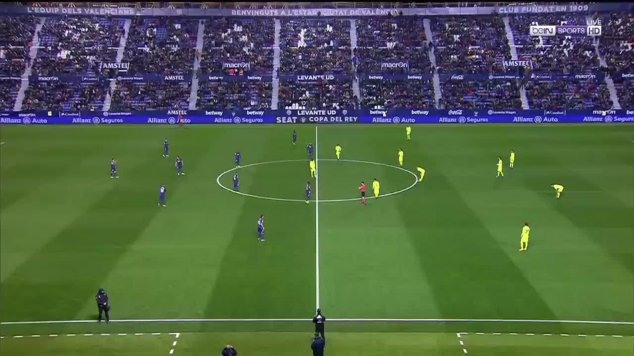 Levante 1-2 Barcelona