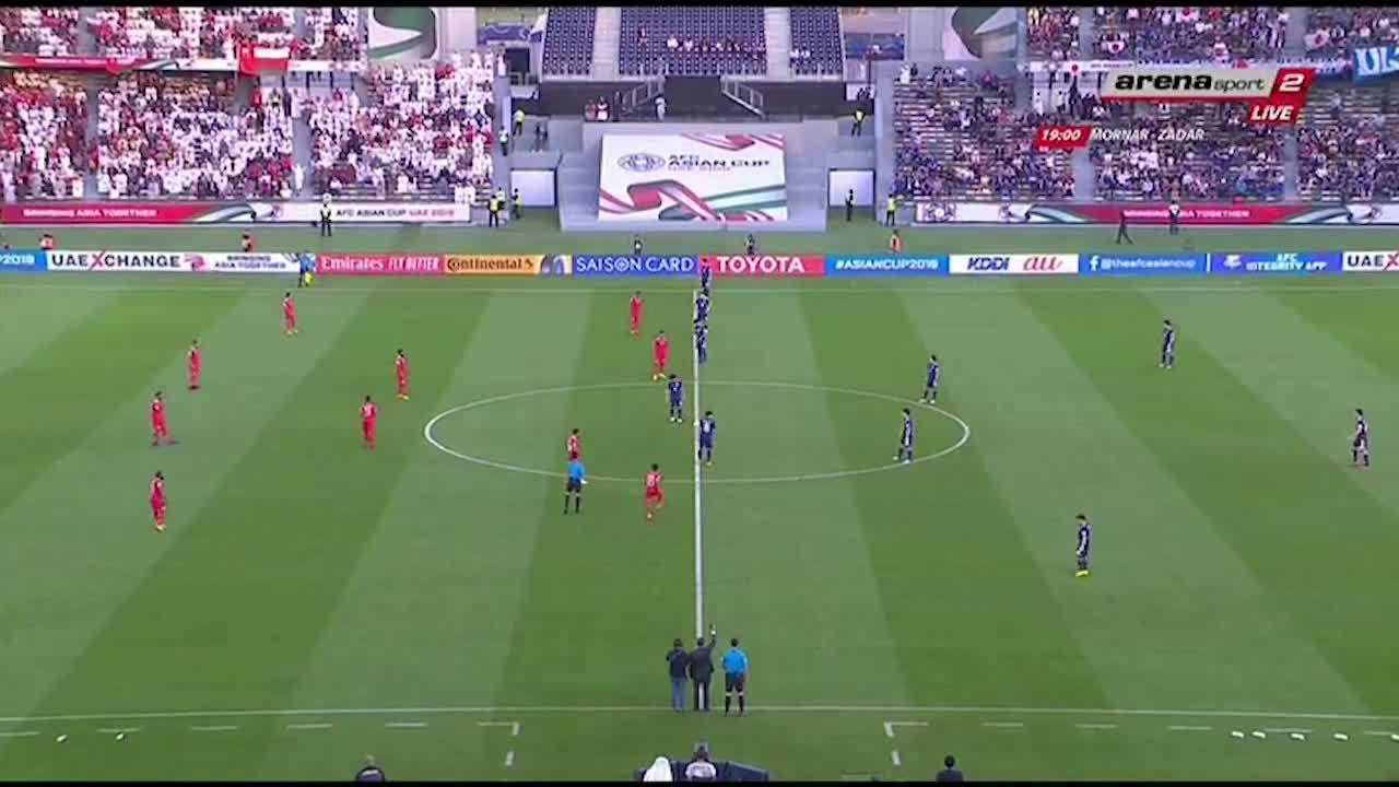 Oman 0-1 Nhật Bản