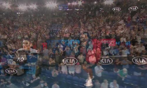 Federer 3-0 Istomin