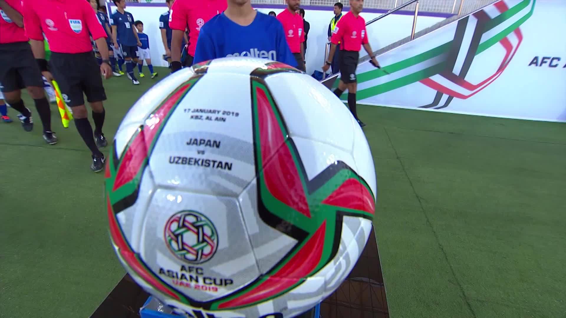Nhật Bản 2-1 Uzbekistan