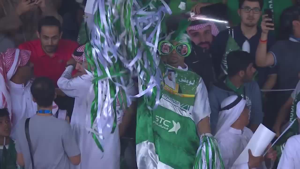 Saudi Arabia 0-2 Qatar
