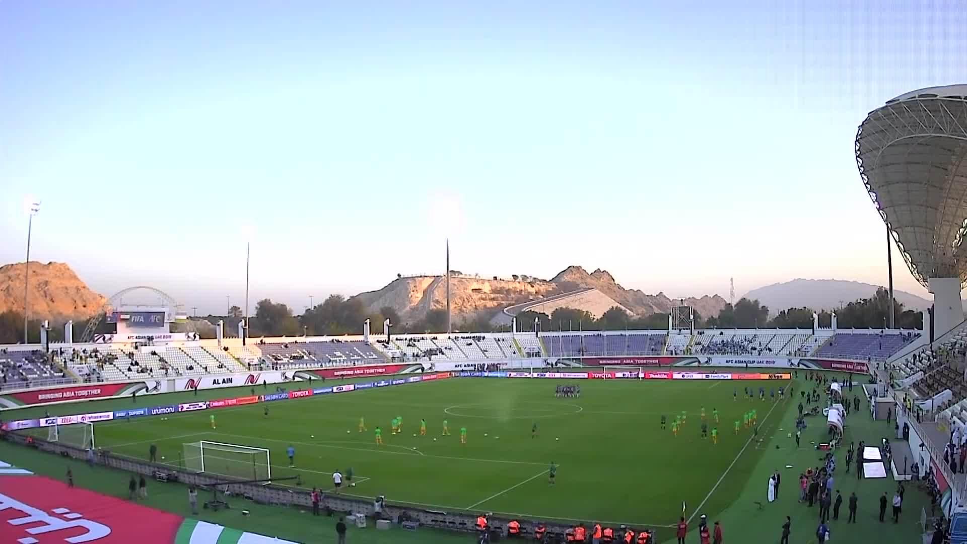 Australia 0-0 Uzbekistan (pen 2-4)