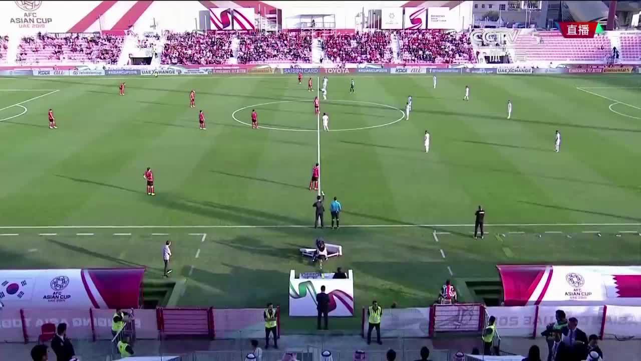 Hàn Quốc 2-1 Bahrain
