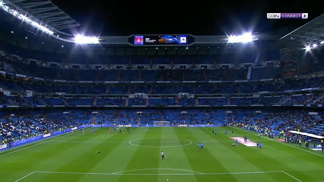 Real Madrid 4-2 Girona