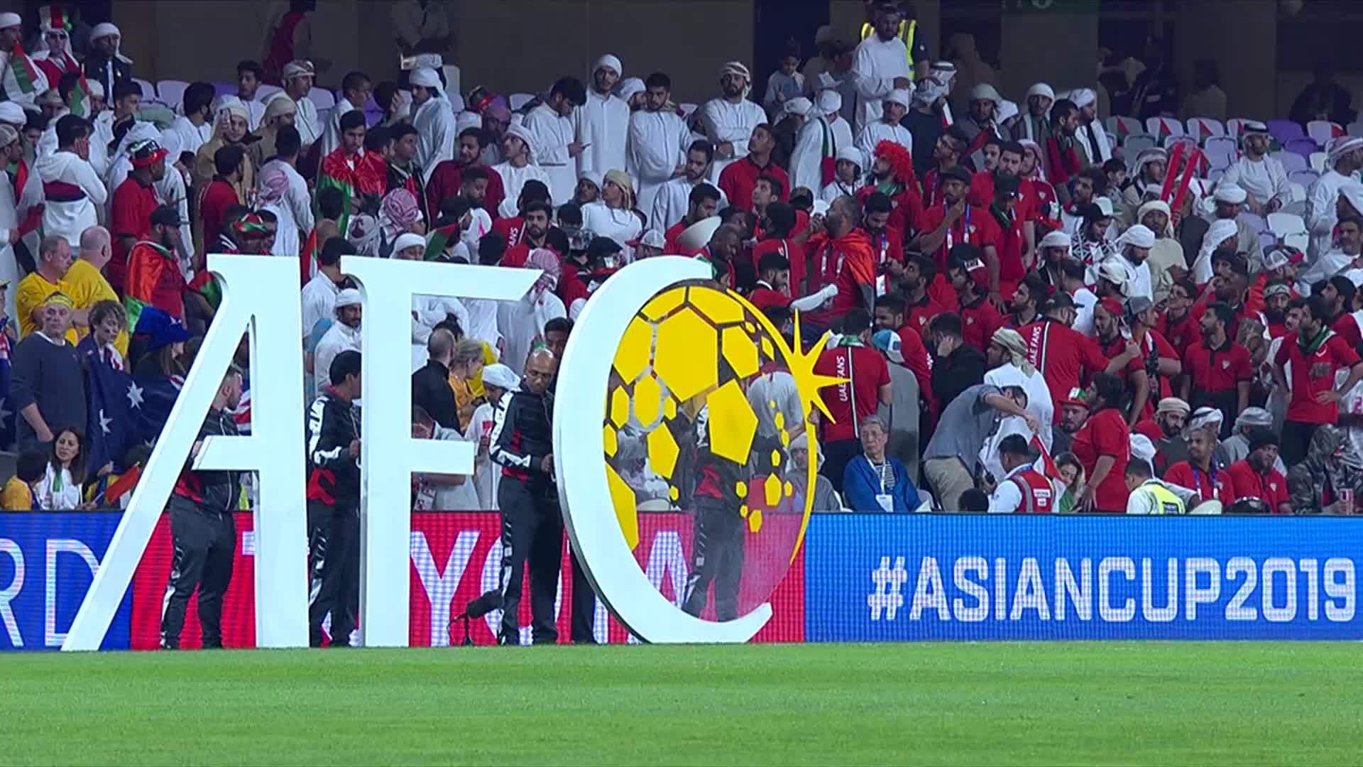 UAE 1-0 Australia