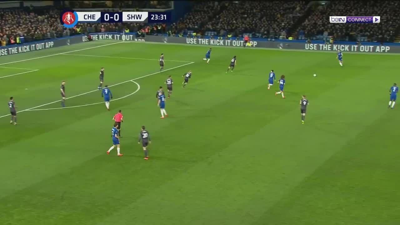 Chelsea 3-0 Sheffield Wednesday