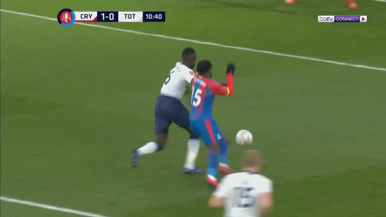 Crystal Palace 2-0 Tottenham