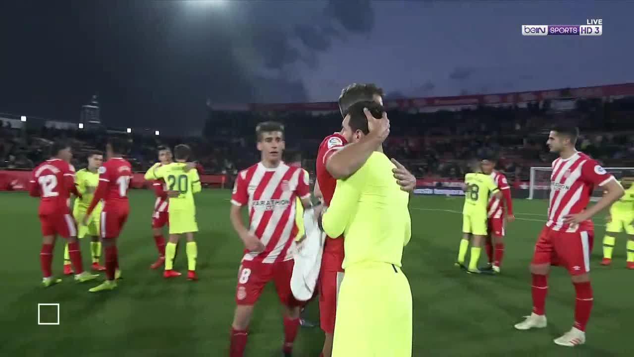 Girona 0-2 Barcelona