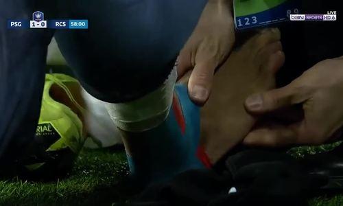 Chấn thương khiến Neymar nghỉ 10 tuần