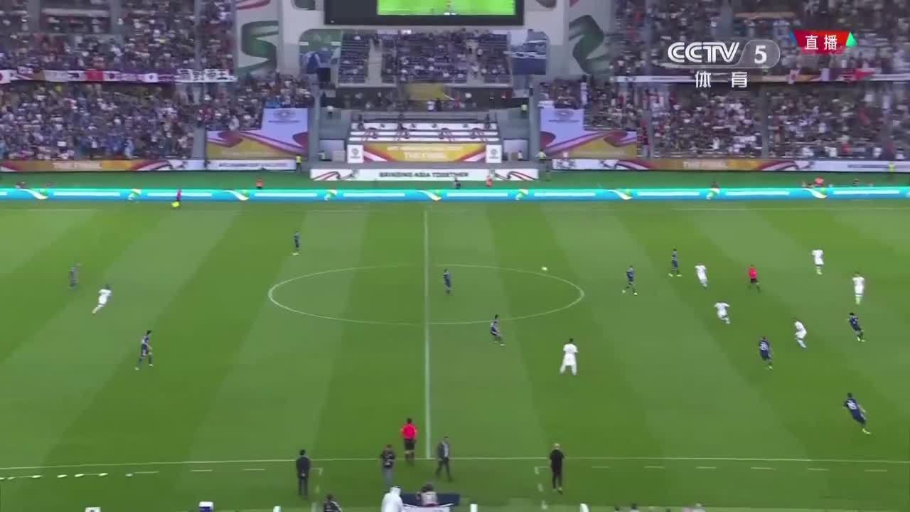 Nhật Bản 1-3 Qatar