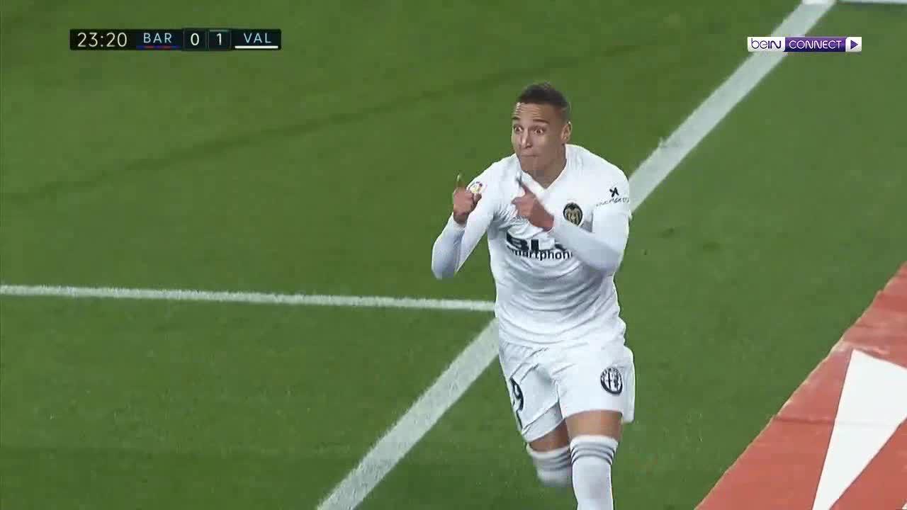 Barca 2-2 Valencia