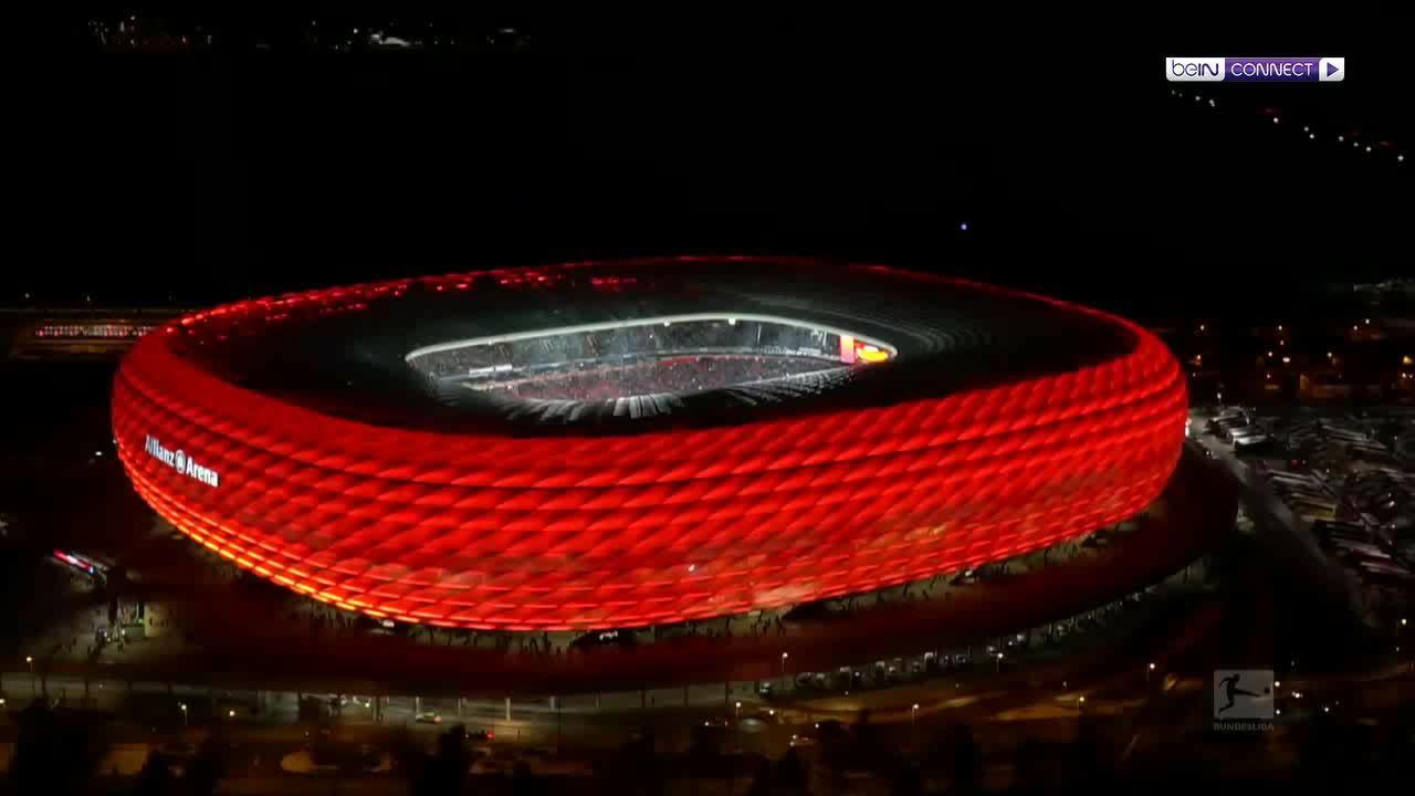 Bayern 3-1 Schalke