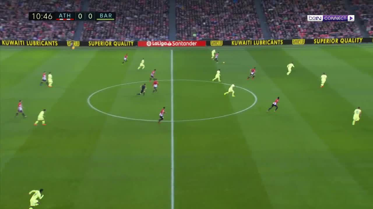 Athletic 0-0 Barca