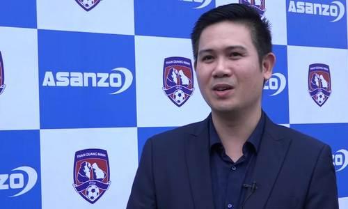 'Bầu' Tam rót 20 tỷ đồng cho đội Quảng Ninh trước thềm V-Leauge 2019