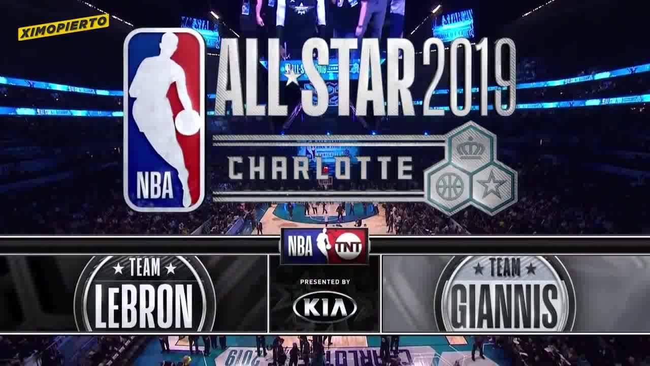 Diễn biến chính trận NBA All-Star