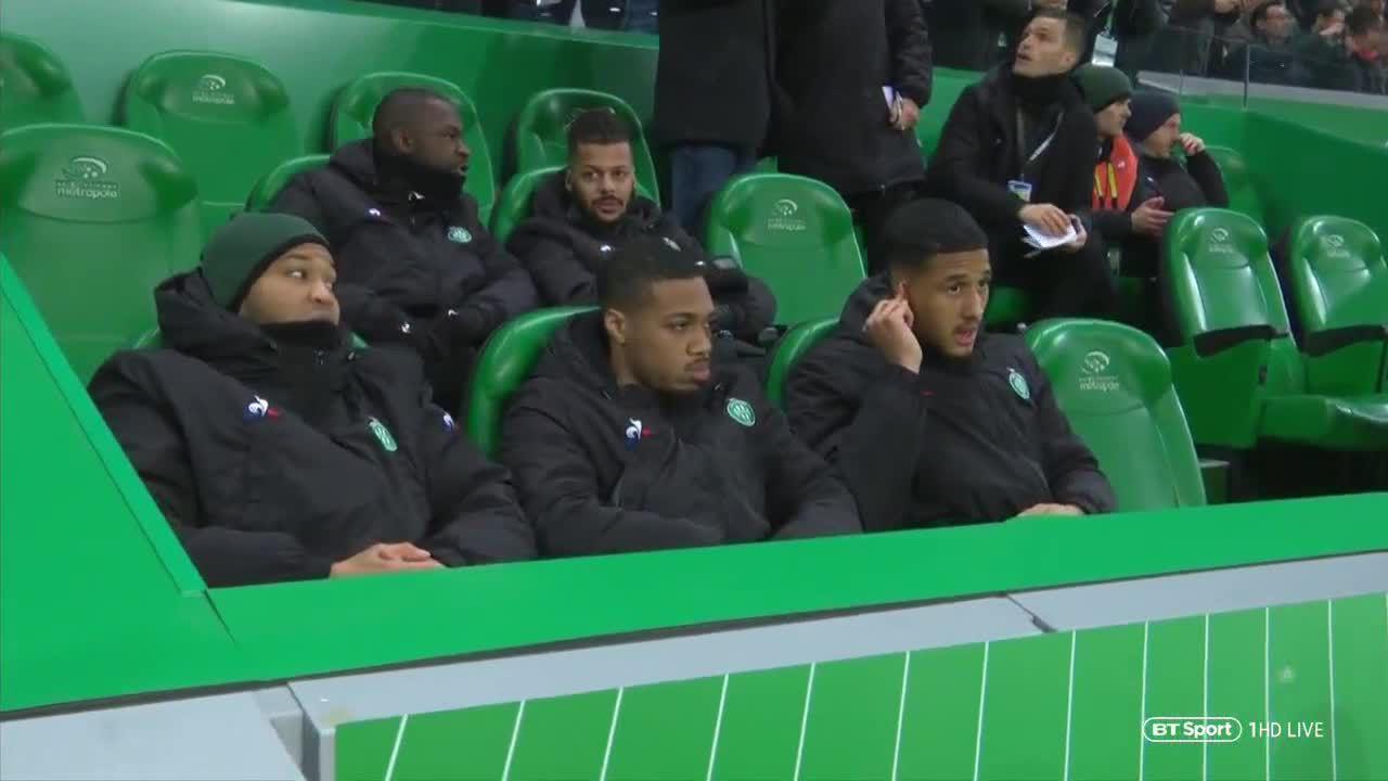 Saint-Etienne 0-1 PSG