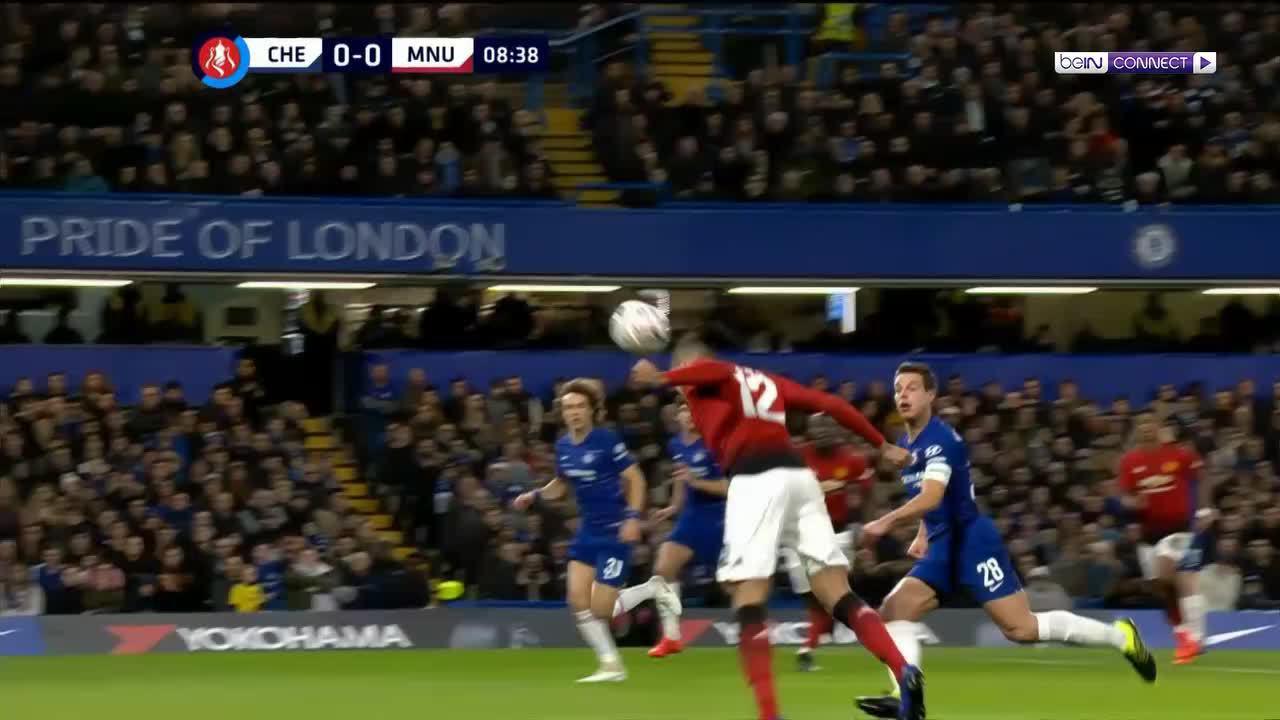 Chelsea 0-2 Man Utd