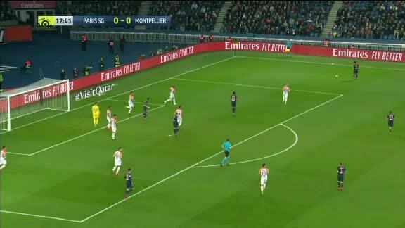 PSG 5-1 Montpellier