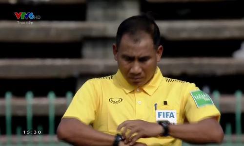 U22 Việt Nam 0-1 U22 Indonesia