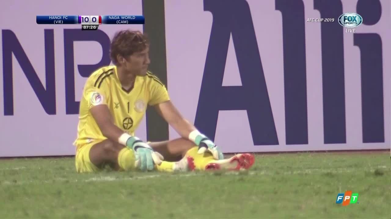 10-0 cho Hà Nội