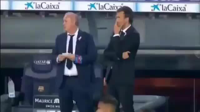 Messi từ chối rời sân