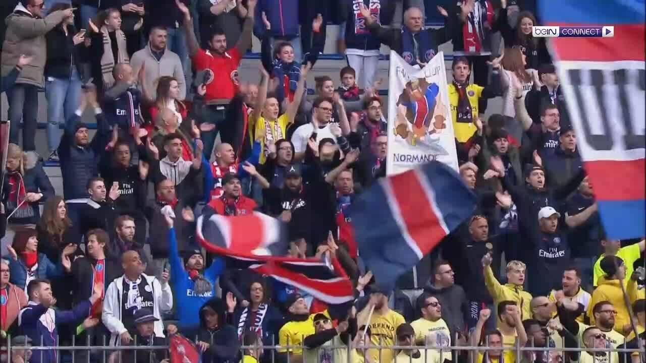 Caen 1-2 PSG