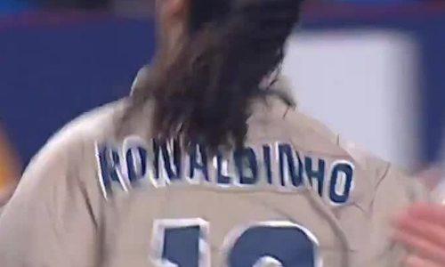 Ronaldinho chelsea 2005