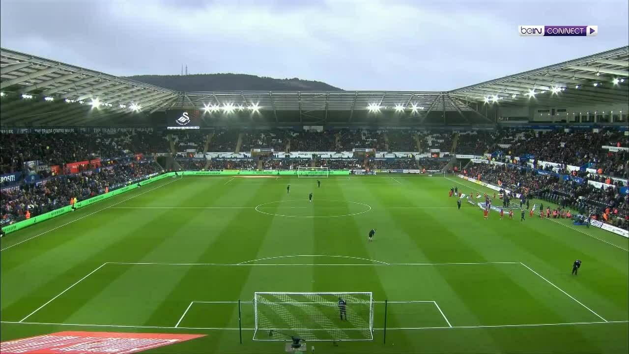 Swansea City 2-3 Manchester City