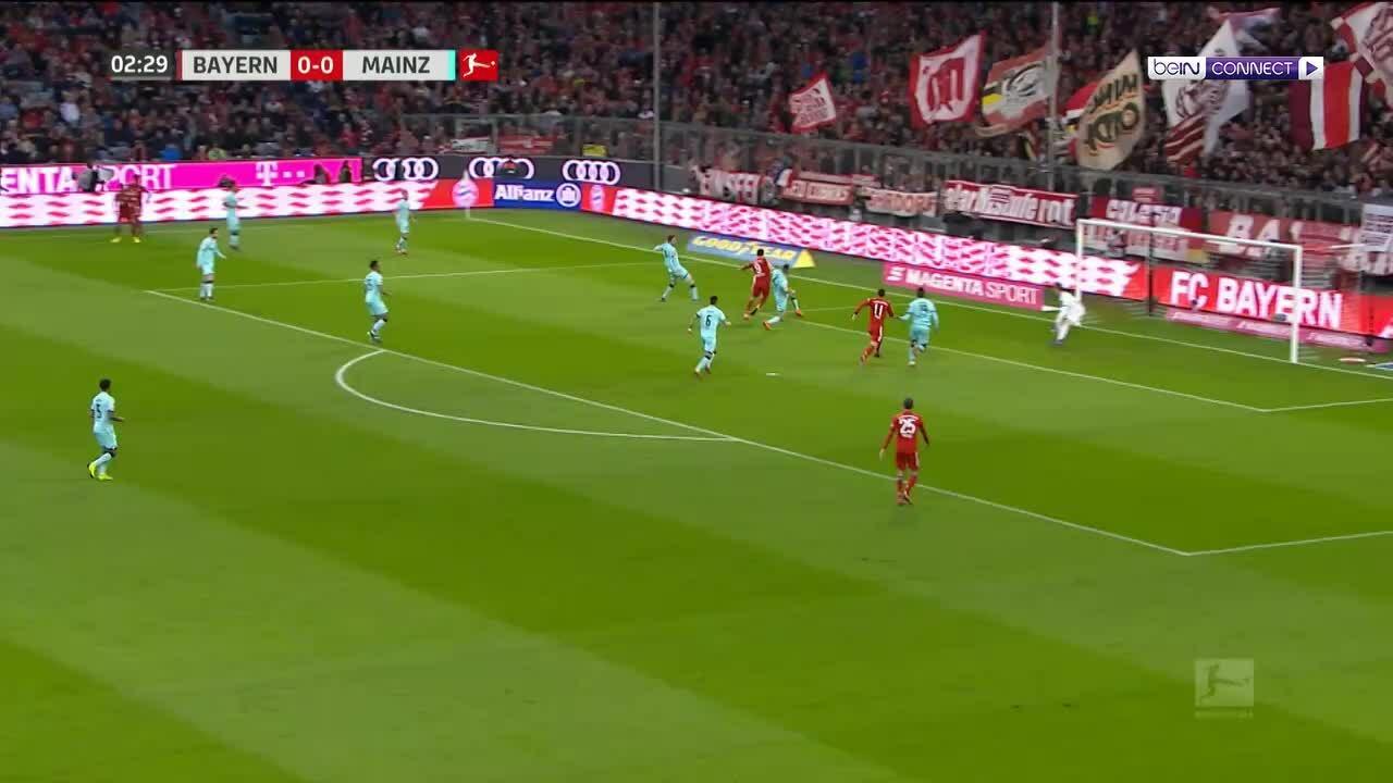 Bayern 6-0 Mainz 05