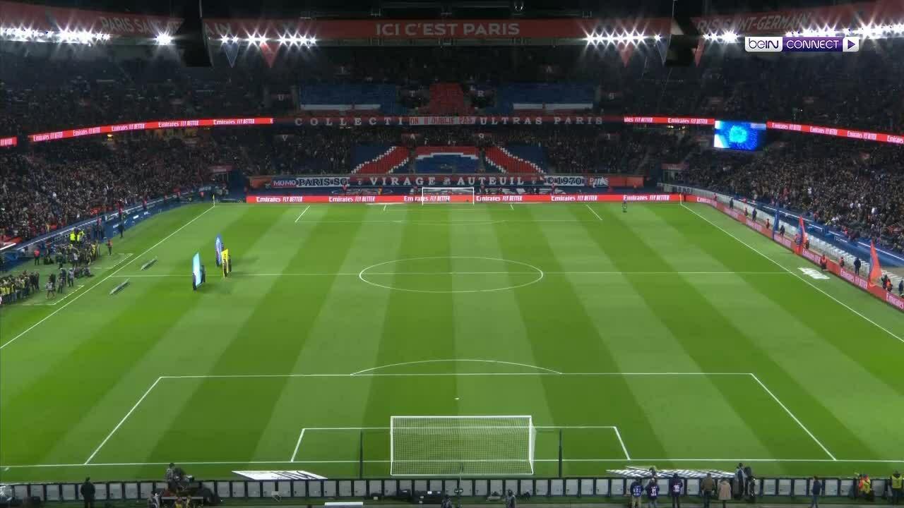 PSG3-1 Marseille