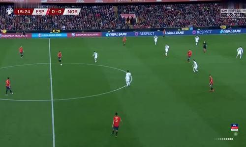 Tây Ban Nha 2-1 Na Uy