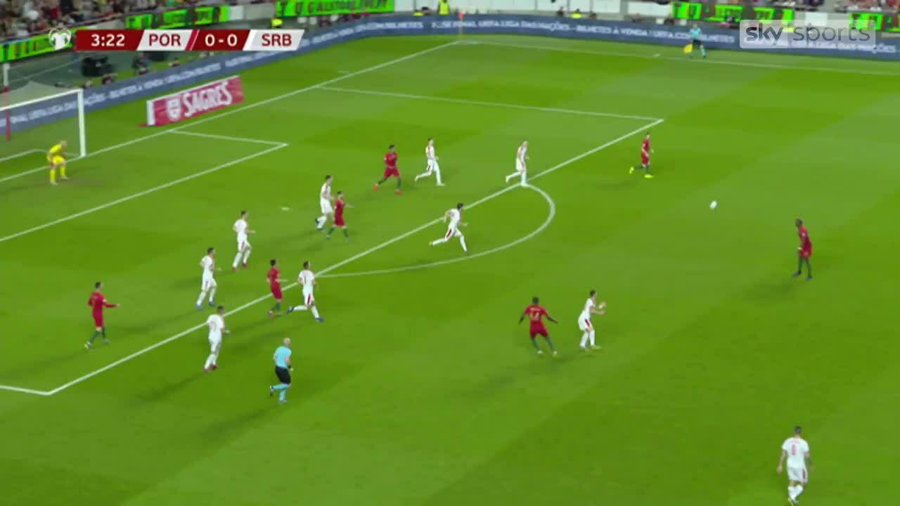 Bồ Đào Nha 1-1 Serbia