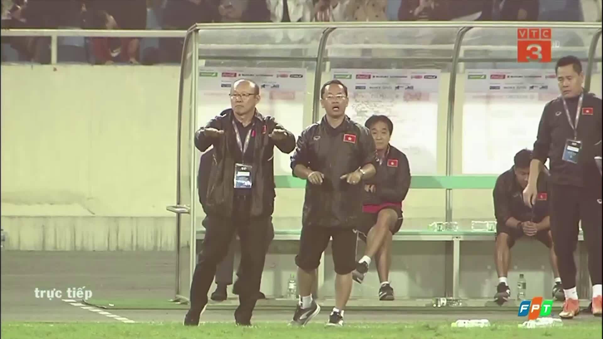 Bốn bàn thắng của U23 Việt Nam