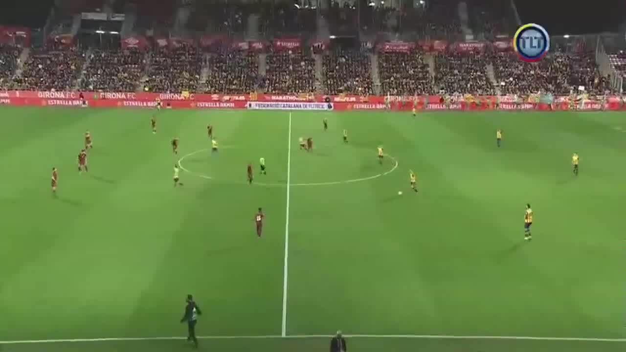 Cataluña 2-1 Venezuela