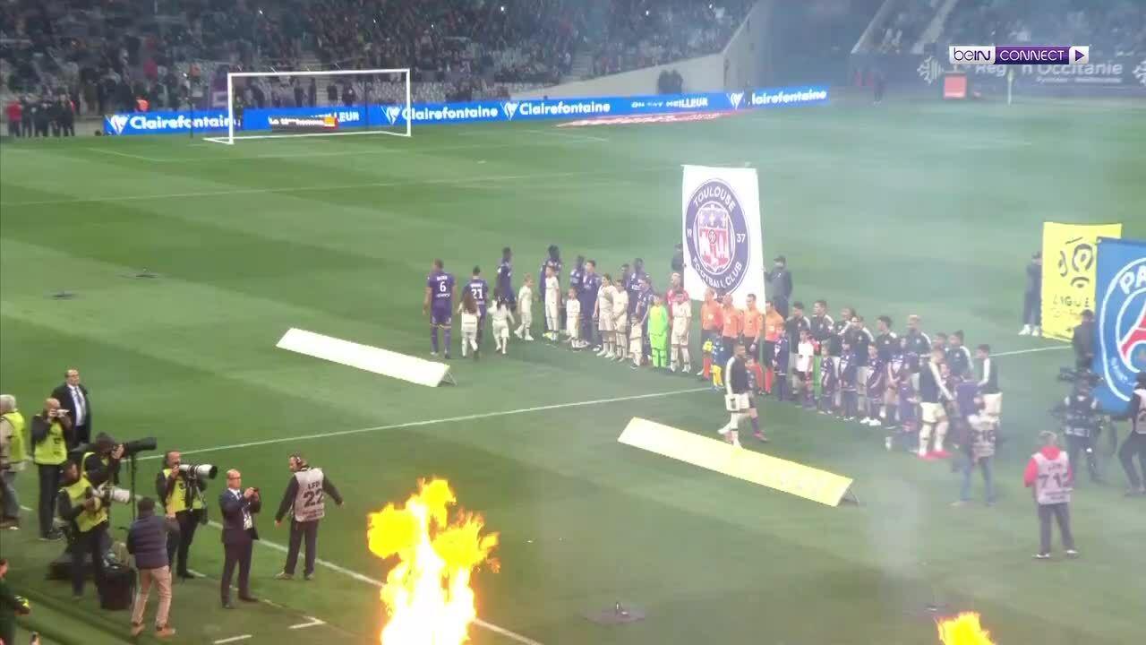 Toulouse 0-1 PSG
